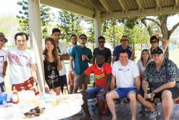The ACIT & IFTV Beach Barbecue!